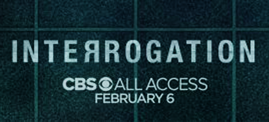 """First Poster From David's CBS All Access Series """"Interrogation"""" Released & Character's Name Revealed"""